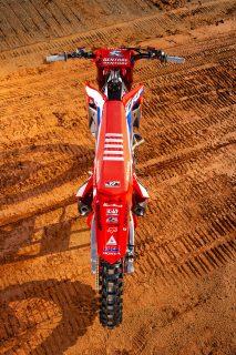 20 Team Honda HRC 89