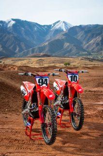 20 Team Honda HRC 46