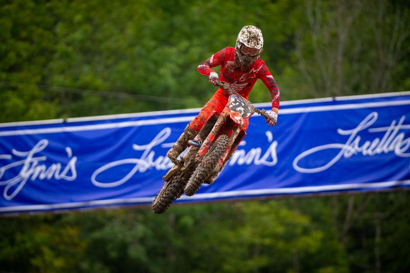 Solid 450 Debut for Sexton at Loretta Lynn's AMA Pro Motocross Opener