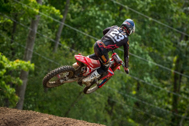 Solid Sixth-Place Finish for Sexton at Ironman National