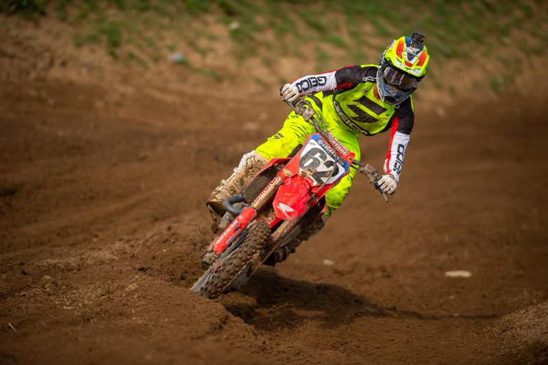 Craig, Sexton Ninth and 10th Overall at RedBud II AMA Pro MX