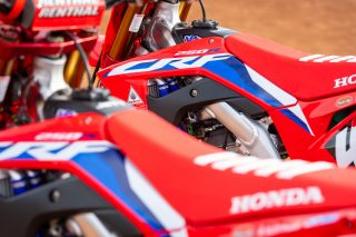 2021 Team Honda HRC_CRF 50