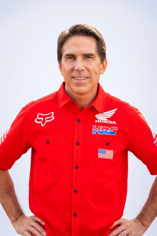Team Honda HRC Manager Erik Kehoe to Retire